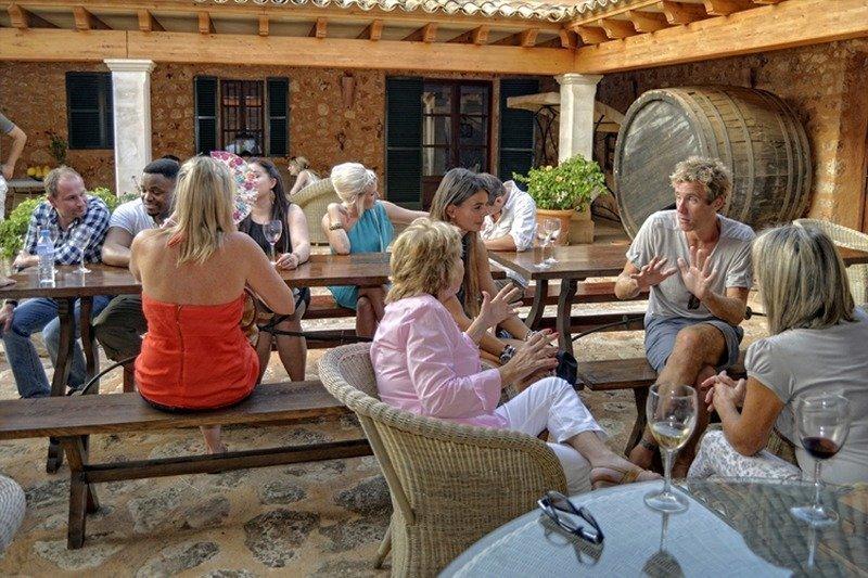 Sunset Wine Tour Mallorca