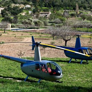 Helicopter Wine Tour Mallorca